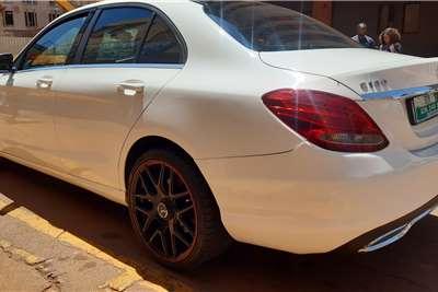 Used 2015 Mercedes Benz C-Class C180 Edition C