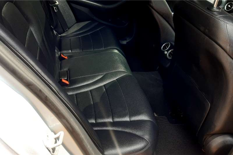 Used 2016 Mercedes Benz C-Class C180 Edition C