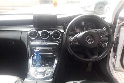 2017 Mercedes Benz C-Class C180 Edition C