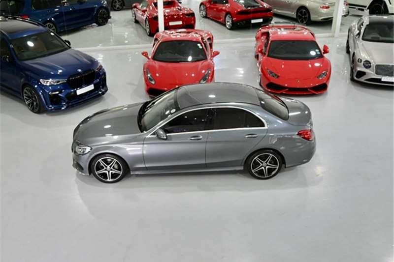 Used 2018 Mercedes Benz C-Class C180 Edition C