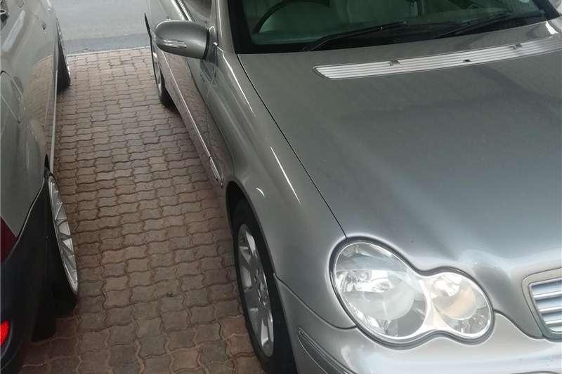 Mercedes Benz C Class C180 Elegance 2007