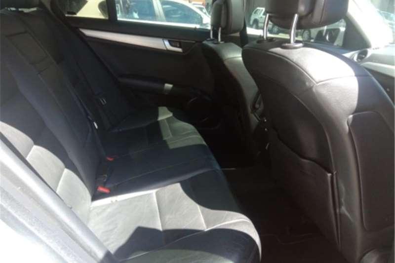 Used 2013 Mercedes Benz C Class C180 Elegance auto