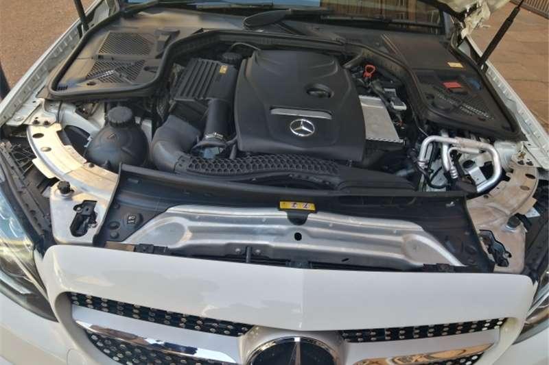 2016 Mercedes Benz C Class C180 estate AMG Sports auto