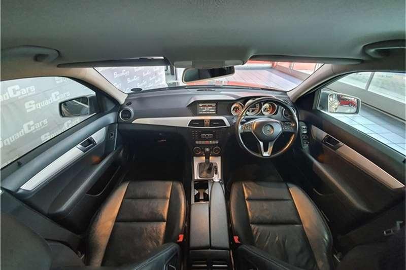 Mercedes Benz C Class C180 estate Avantgarde auto 2013
