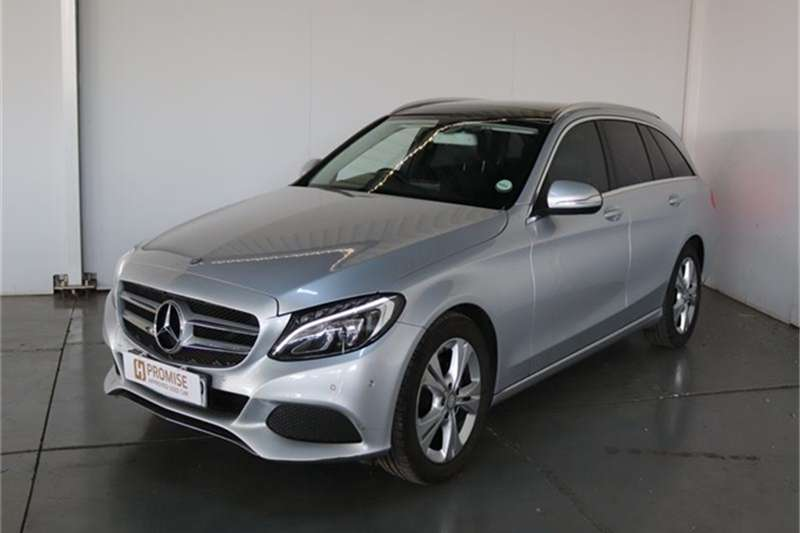 Mercedes Benz C Class C180 estate Avantgarde auto 2015