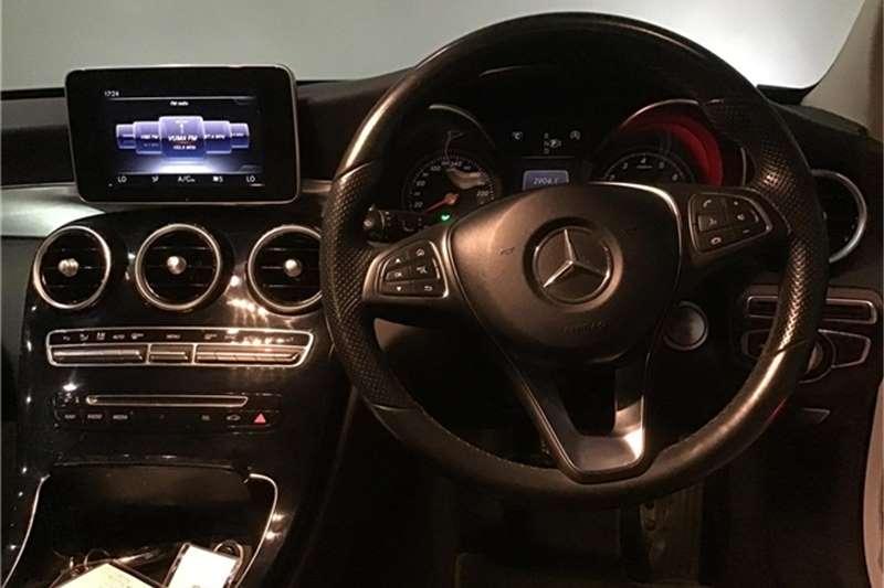 Mercedes Benz C Class C180 estate Avantgarde auto 2016