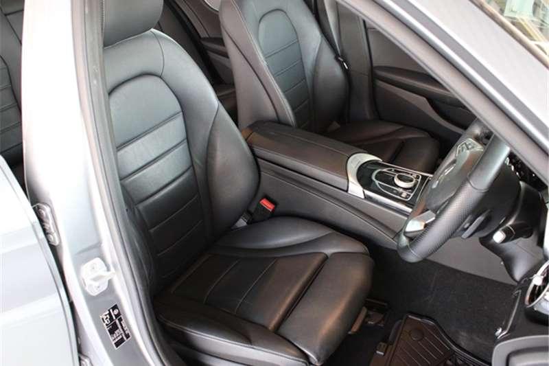 2017 Mercedes Benz C Class C180 estate Avantgarde auto