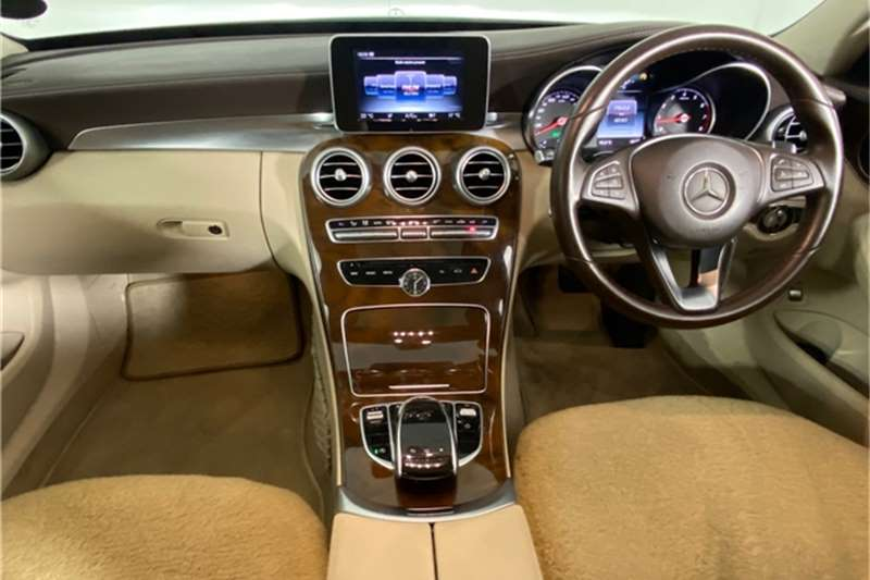 2015 Mercedes Benz C Class C180 Exclusive auto