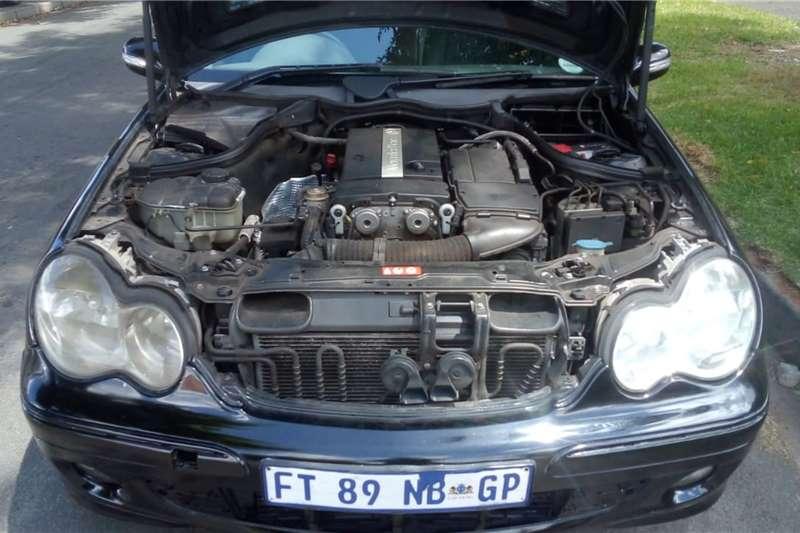 Mercedes Benz C Class C180 Kompressor Avantgarde 2004