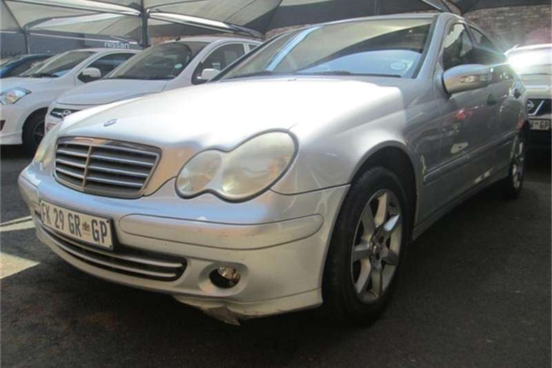 Mercedes Benz C Class C180 Kompressor Avantgarde 2006