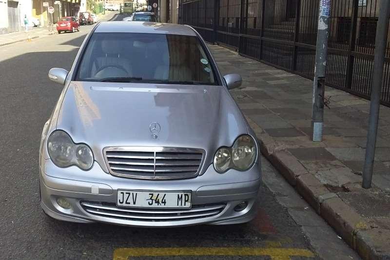 Used 2006 Mercedes Benz C Class C180 Kompressor Avantgarde