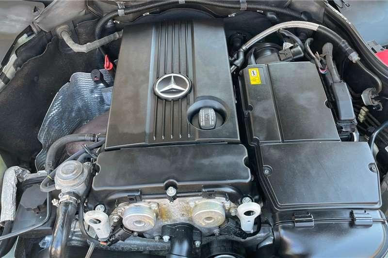 Mercedes Benz C Class C180 Kompressor Avantgarde 2007