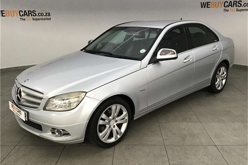 Mercedes Benz C Class C180 Kompressor Avantgarde 2008