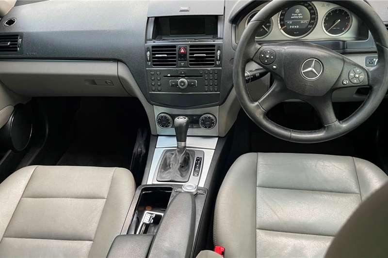 Used 2008 Mercedes Benz C Class C180 Kompressor Avantgarde