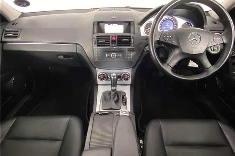 2008 Mercedes Benz C Class C180 Kompressor Avantgarde