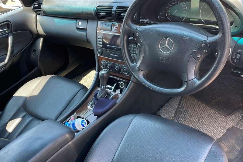 Mercedes Benz C Class C180 Kompressor Avantgarde 2009