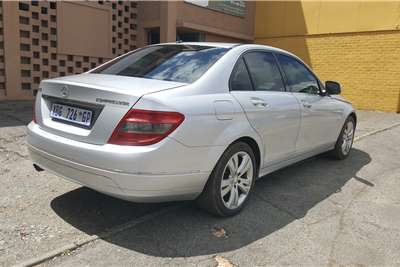 Mercedes Benz C Class C180 Kompressor Avantgarde Auto 2008