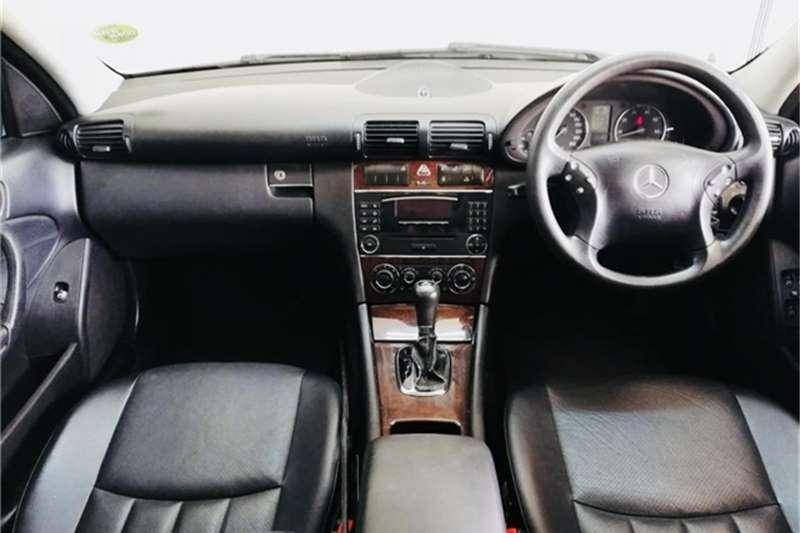 Mercedes Benz C Class C180 Kompressor Avantgarde Touchshift 2006