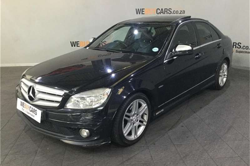 Mercedes Benz C Class C180 Kompressor Avantgarde Touchshift 2009