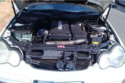 Mercedes Benz C Class C180 Kompressor Classic 2004