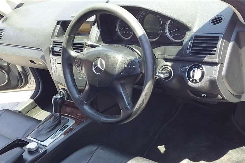 Mercedes Benz C Class C180 Kompressor Classic 2009