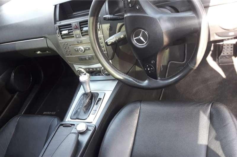 Used 2010 Mercedes Benz C Class C180 Kompressor Classic