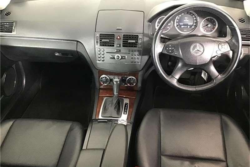 Mercedes Benz C Class C180 Kompressor Classic 2010