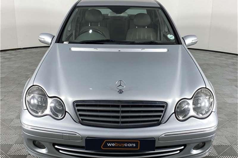 Used 2007 Mercedes Benz C Class C180 Kompressor Classic Touchshift