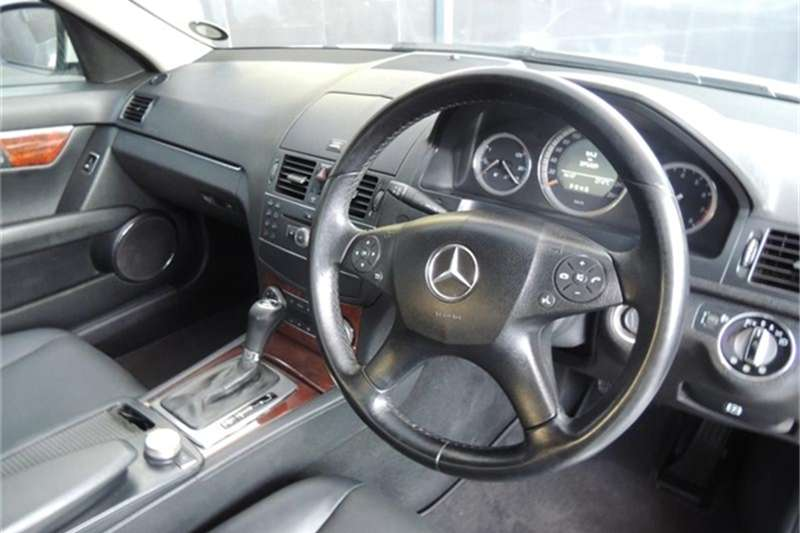 Mercedes Benz C Class C180 Kompressor Classic Touchshift 2008