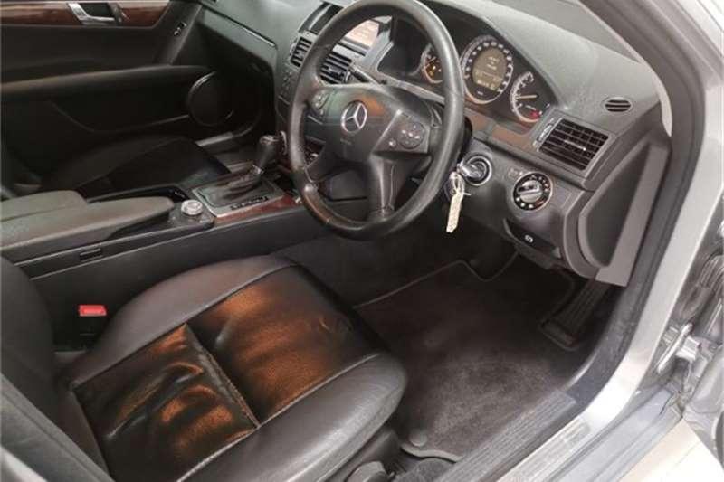 Used 2008 Mercedes Benz C Class C180 Kompressor Classic Touchshift