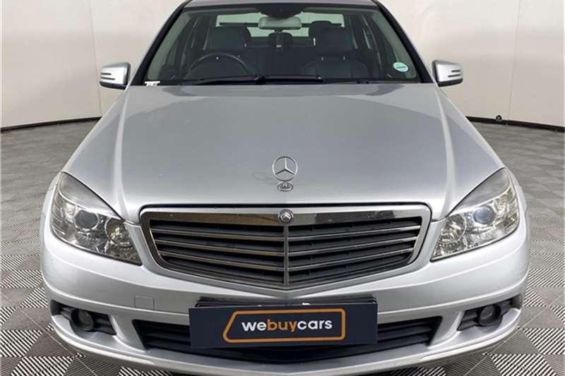 2009 Mercedes Benz C Class C180 Kompressor Classic Touchshift