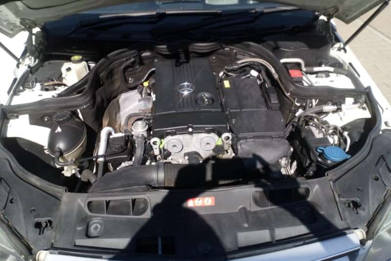 Mercedes Benz C Class C180 Kompressor Classic Touchshift 2010