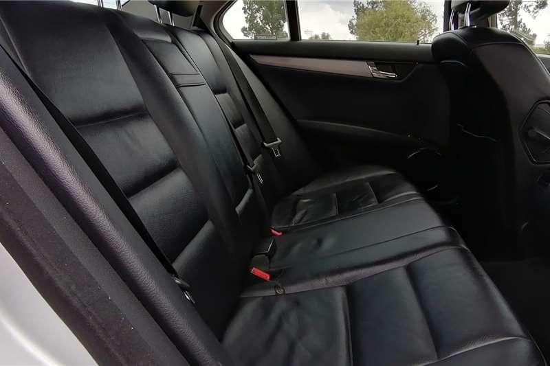 Used 2010 Mercedes Benz C Class C180 Kompressor Classic Touchshift