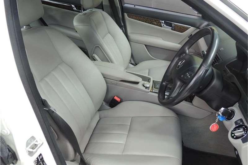 Used 2008 Mercedes Benz C Class C180 Kompressor Elegance Touchshift