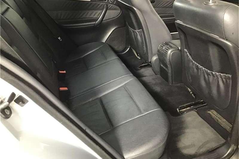 Mercedes Benz C Class C180 Kompressor estate Avantgarde Touchshift 2007