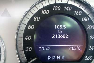 Used 2009 Mercedes Benz C Class C180 Kompressor estate Elegance Touchshift