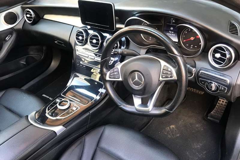 Mercedes Benz C-Class C180 W205 AMG SORT 2016