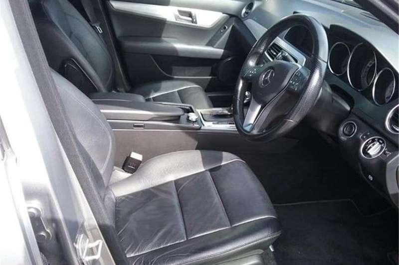 Mercedes Benz C Class C180CGI Avantgarde Auto 2011