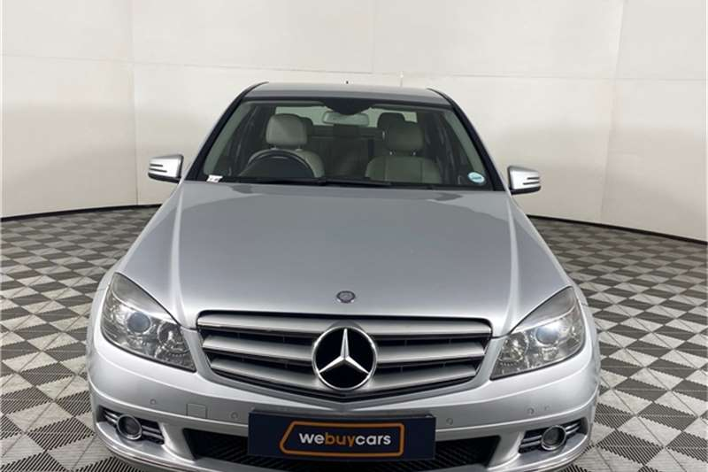 Used 2011 Mercedes Benz C Class C180CGI Avantgarde Touchshift