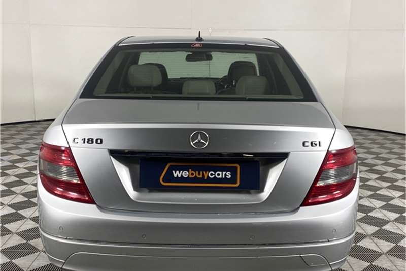 2011 Mercedes Benz C Class C180CGI Avantgarde Touchshift