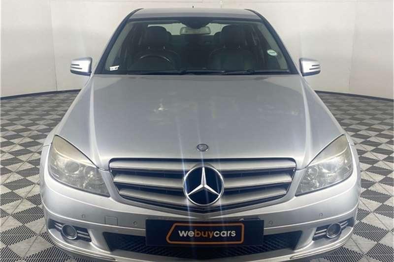 Used 2010 Mercedes Benz C Class C180CGI Classic