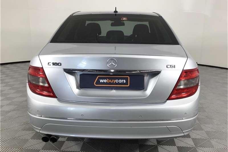 Mercedes Benz C Class C180CGI Classic Touchshift 2011