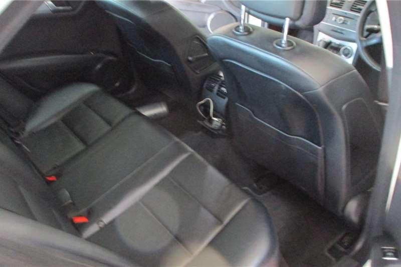 Mercedes Benz C Class C180CGI estate Avantgarde Touchshift 2011