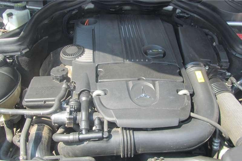 Mercedes Benz C Class C180CGI estate Classic 2012
