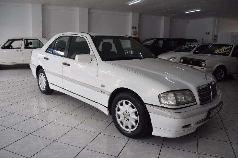 Mercedes Benz C-Class C200 1998