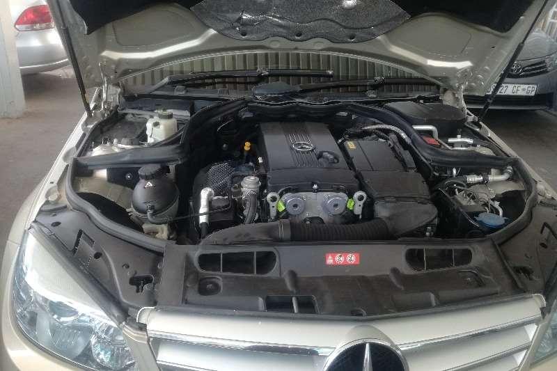 Mercedes Benz C Class C200 2009