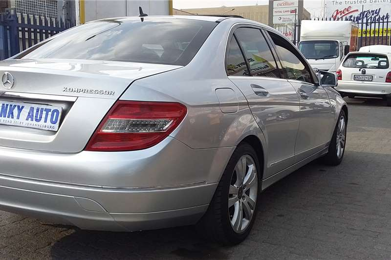 Mercedes Benz C Class C200 2010