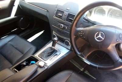 2010 Mercedes Benz C Class C200
