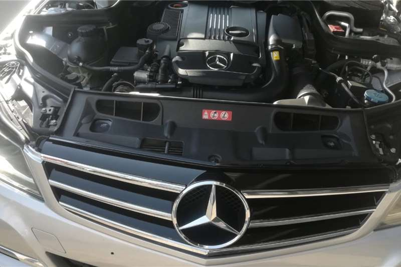 Mercedes Benz C-Class C200 2012