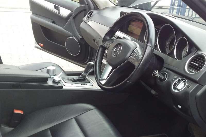 Mercedes Benz C Class C200 2012